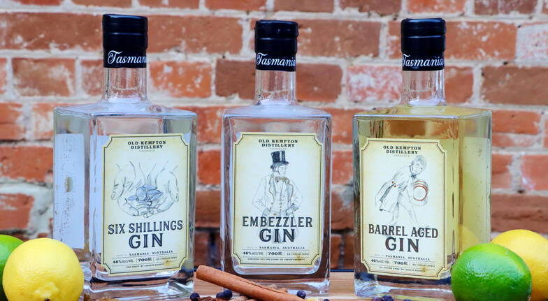Old Kempton Distillery Tour with Spirit Tasting and Lunch
