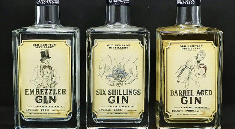 Old Kempton Distillery Tasmanian Gin Hamper