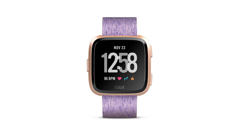Fitbit Versa Smart Watch Special Edition - Various Colours