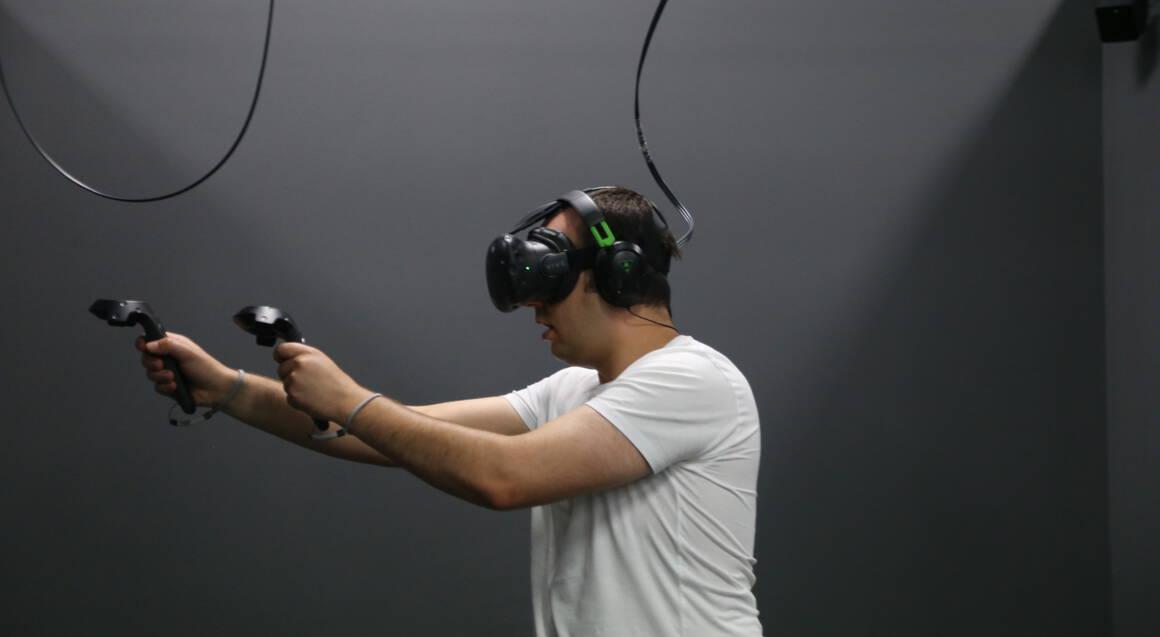 Virtual Reality Gaming Experience - 60 Minutes