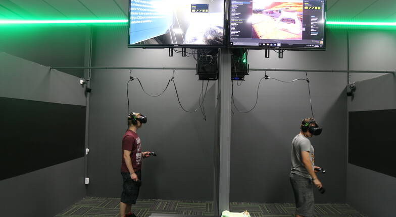 Virtual Reality Gaming Experience - 60 Minutes