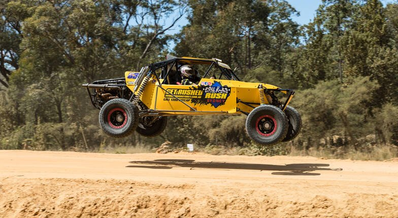 V8 Buggy Driving Experience  6 Laps  Sydney