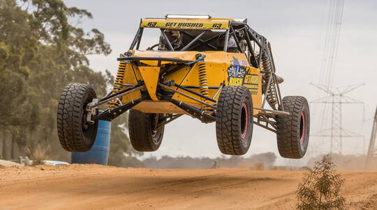 V8 Buggy Drive with Hot Laps Experience - 12 Laps - Sydney