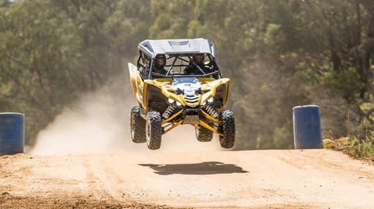 Yamaha Buggy Drive with Hot Laps - 9 Laps - Sydney