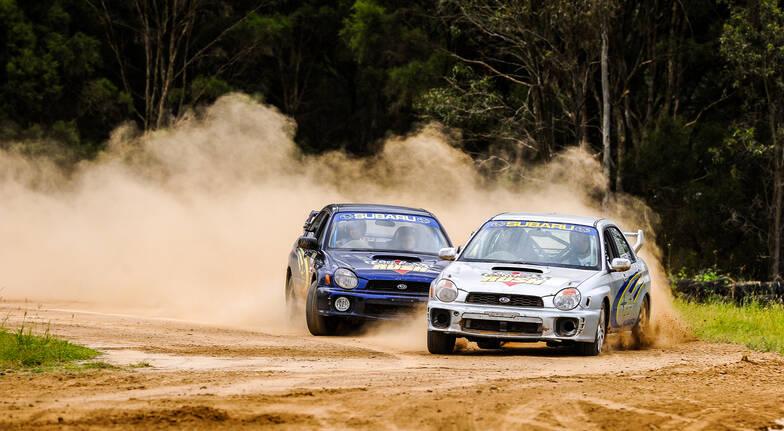 Subaru WRX 5 Passenger Hot Laps - Perth