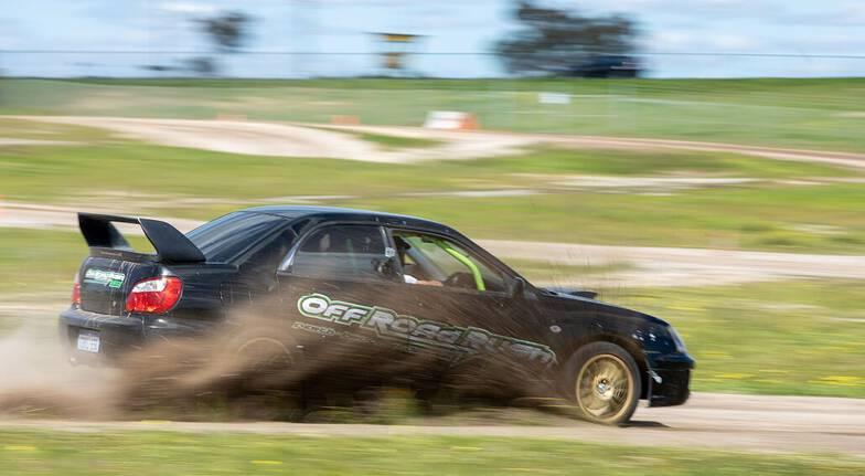Subaru WRX Rally Drive - 4 Drive Laps + 1 Hot Lap - Perth