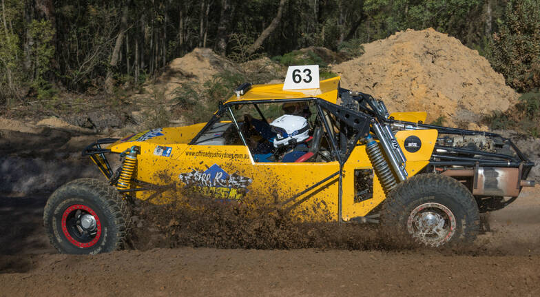 V8 Buggy Driving Experience - 6 Laps - Ballarat