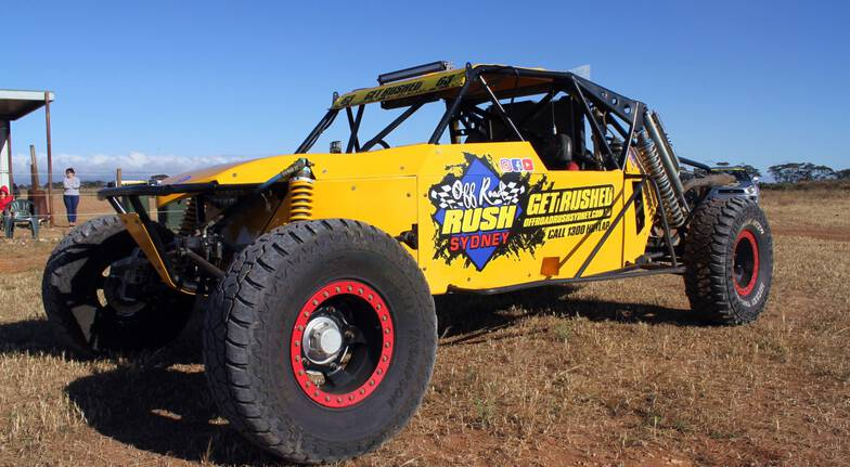 V8 Buggy Driving Experience - 6 Laps - Adelaide