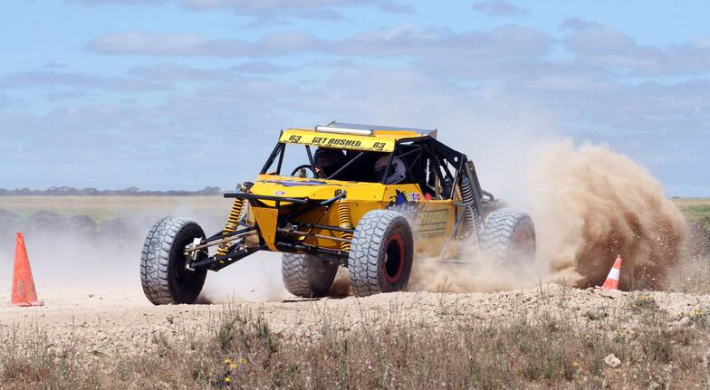 V8 Buggy Drive with Hot Laps Experience - 12 Laps - Adelaide