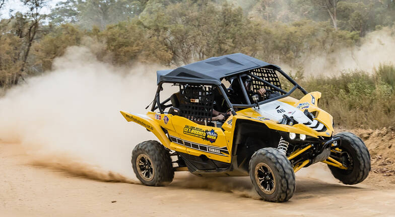 Buggy Drive with Hot Laps Experience - 12 laps - Sydney