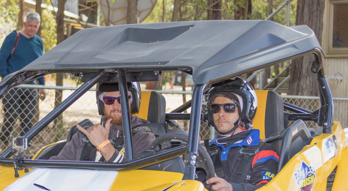 Yamaha Buggy Drive with Hot Laps - 9 Laps - Adelaide