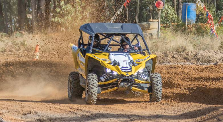 Yamaha Buggy Drive with Hot Lap - 13 Laps - Adelaide