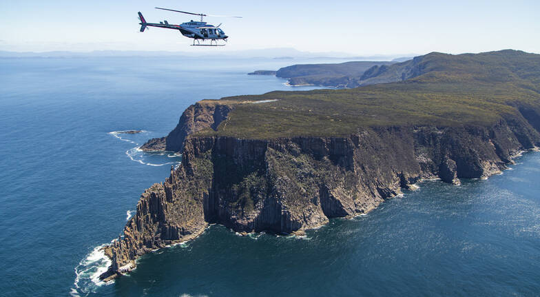 Tasman Island Scenic Helicopter Flight - 30 Minutes - For 2