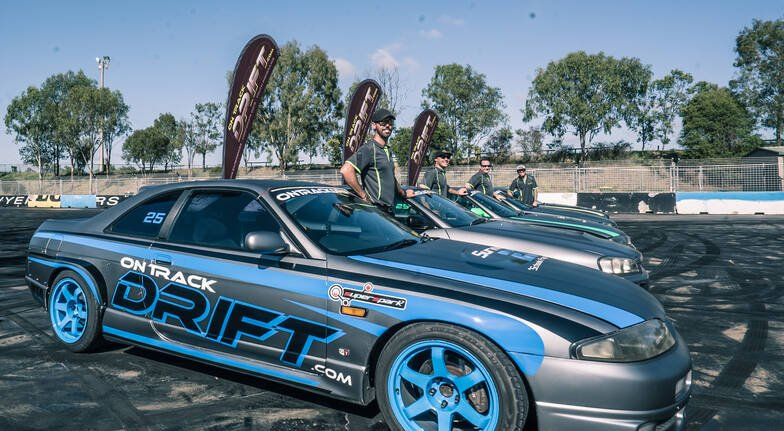 Full Day Learn To Drift Experience with Professional Hot Lap
