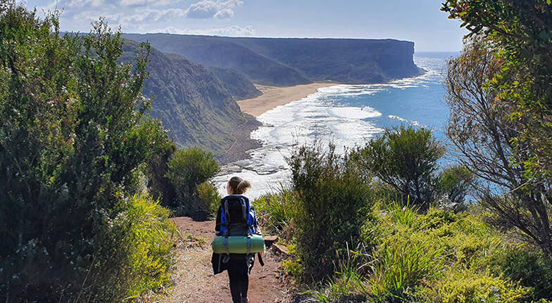 2 Day Royal National Park Hiking and Camping Trip - For 2
