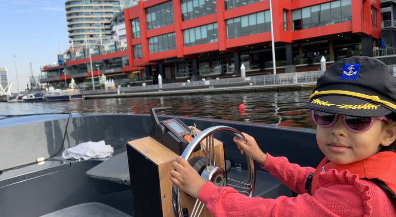 Be Your Own Skipper on the Yarra River - 2 Hours