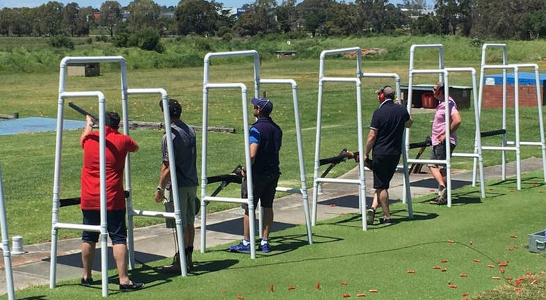 Clay Target Shooting - Epping