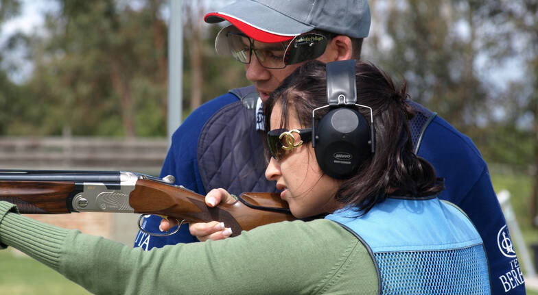 Clay Target Shooting Session - Carrum Downs