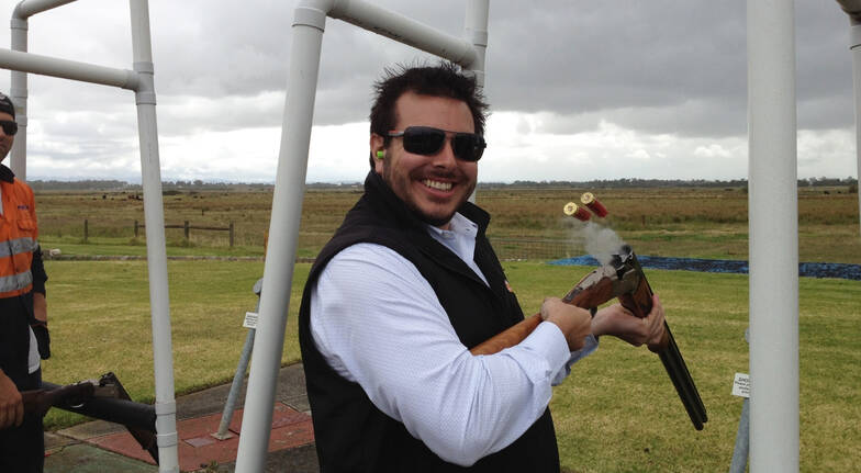 Private Clay Target Shooting Session - Epping