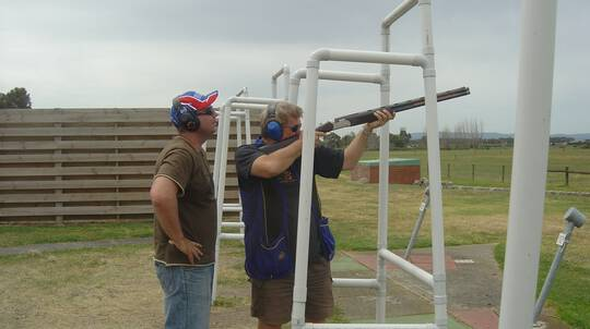 Private Clay Target Shooting Session - Carrum Downs