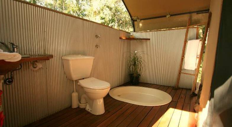 Jervis Bay Overnight Luxury Camping with Breakfast - For 2