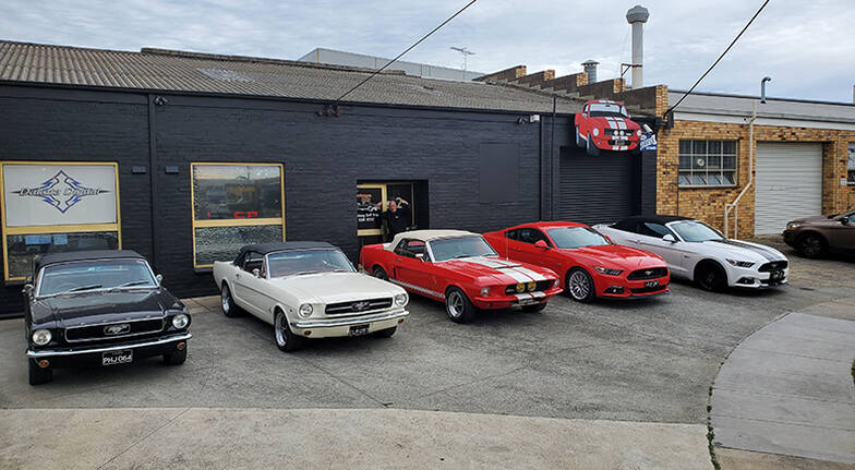 GT500 Mustang One Day Self Drive Car Hire  Weekend