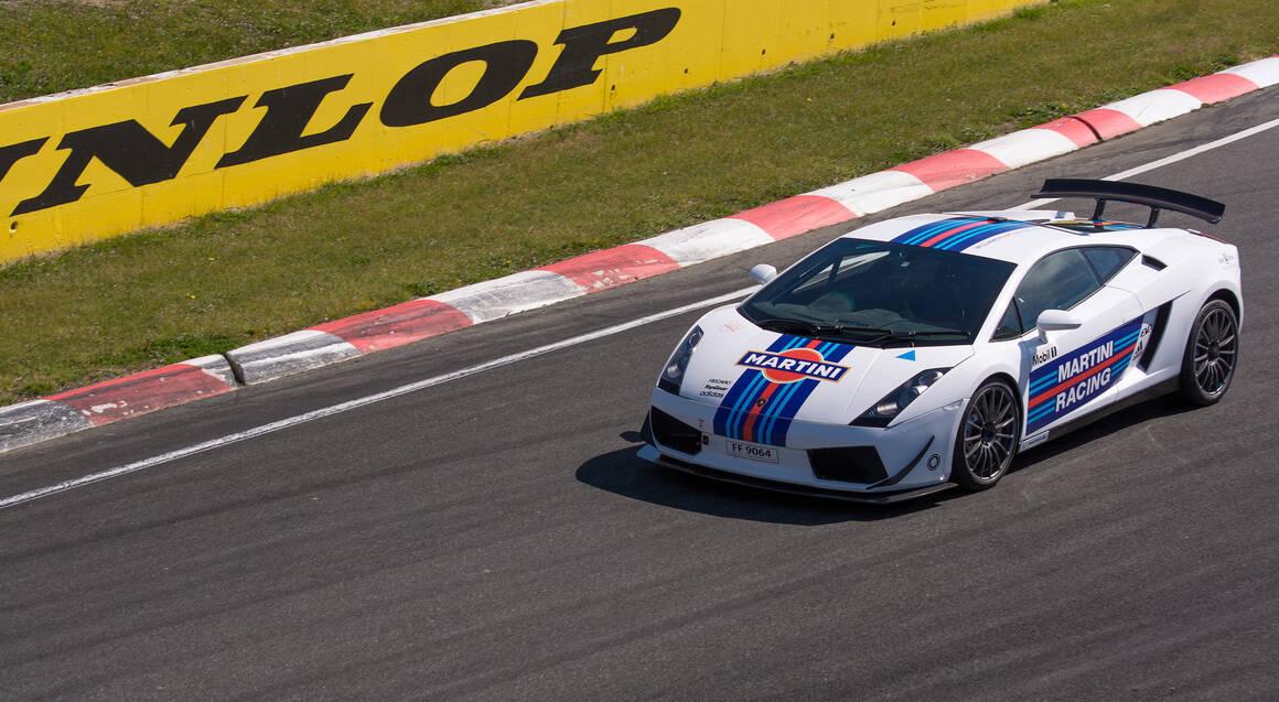 Drive a Lamborghini Race Car at Symmons Plains - 10 Laps