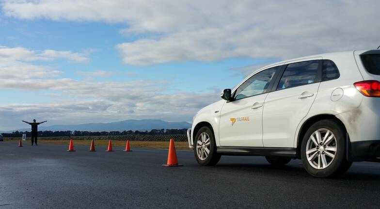 Defensive Driving Full Day Course at Symmons Plains Raceway