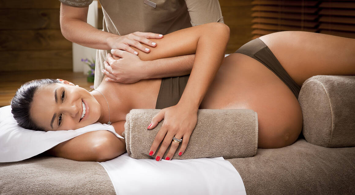 Relaxation Pregnancy Massage - 60 Minutes