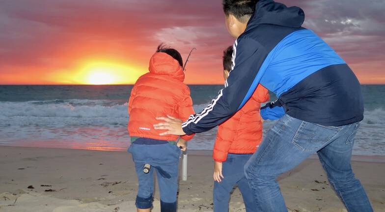Perth Sunset Fishing - 5 Hours