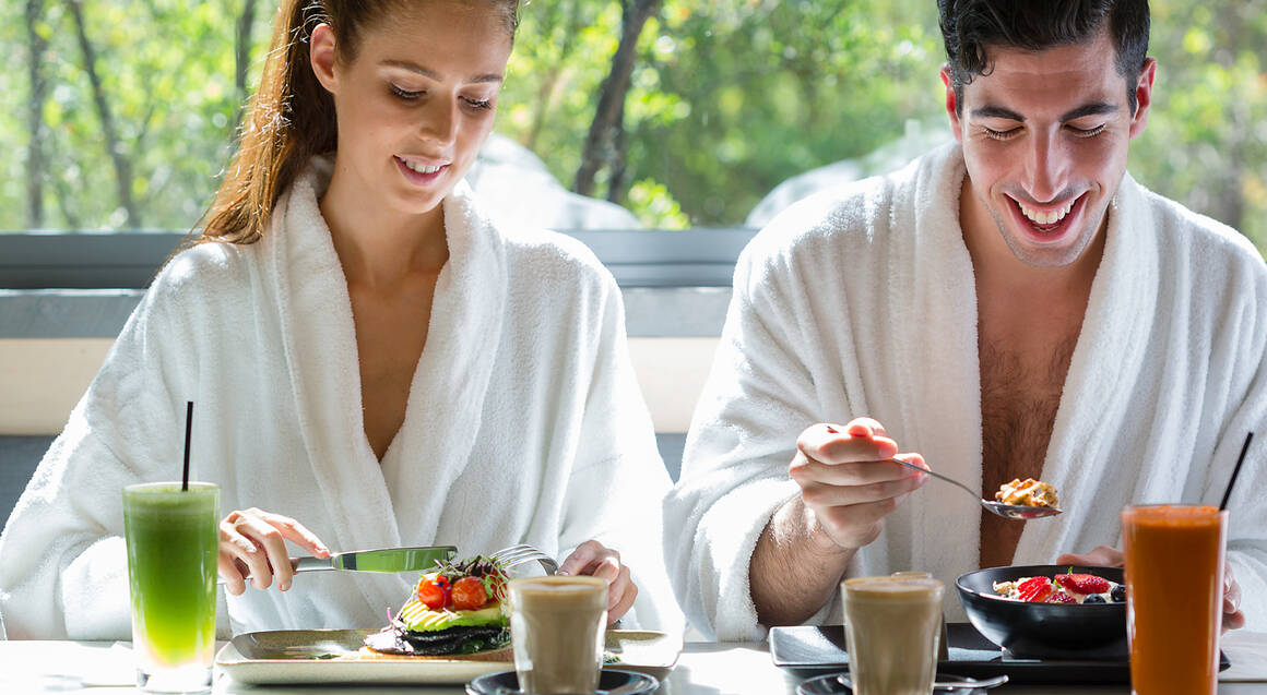 Hot Springs and Breakfast Experience - For 2