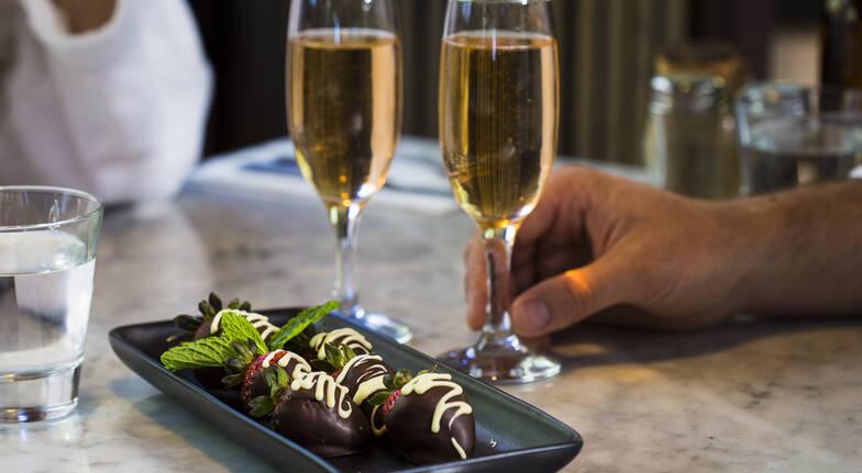 Hot Springs Wine, Dine and Rejuvenate - For 2