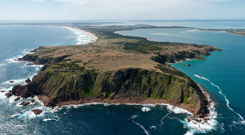 20 Minute Helicopter Flight over Phillip Island  For 2