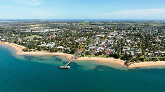 Helicopter Flight over Phillip Island and Mornington - For 2