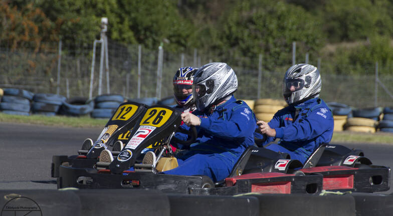 The Ultimate Outdoor Karting - 60 Minutes