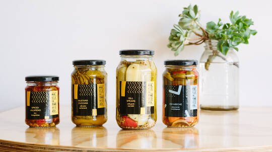 Pickling and Fermenting Workshop