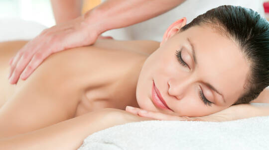 Aromatherapy Body Massage and Back Polish - Springfield