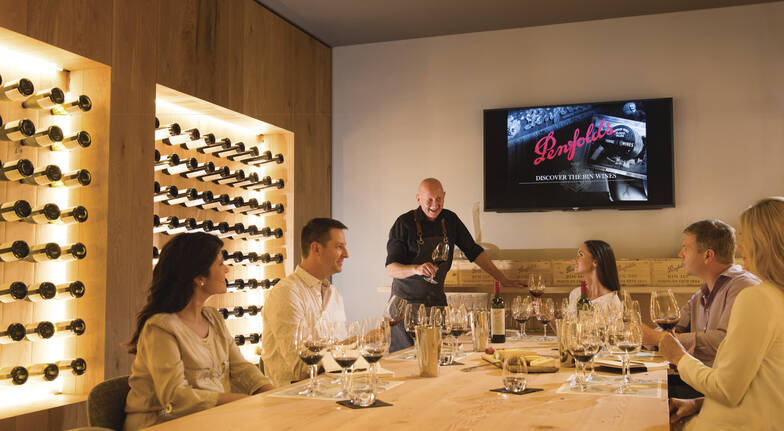 Ultimate Penfolds Experience including a Grange Tasting