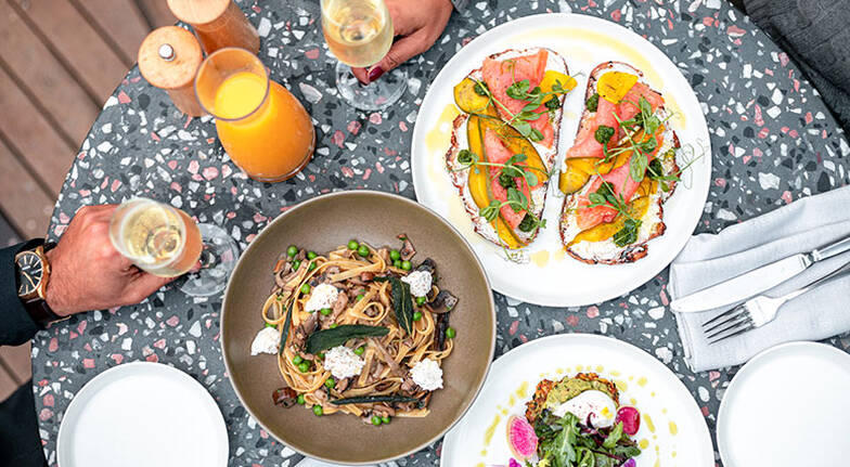 Weekend Bottomless Brunch at Terrace on the Domain- 2 Hours
