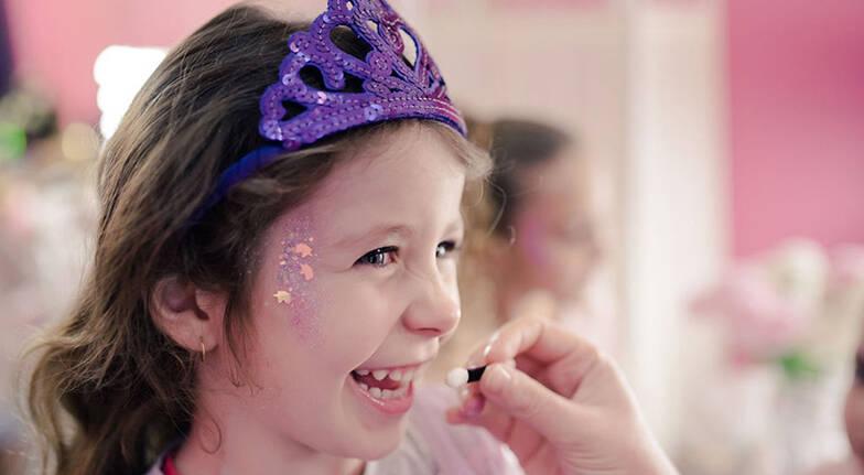 Kids Chocoholic Makeover with Facial and Pedi  Burleigh