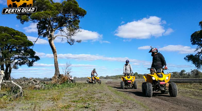 Perth Quad Bike Adventure Tour