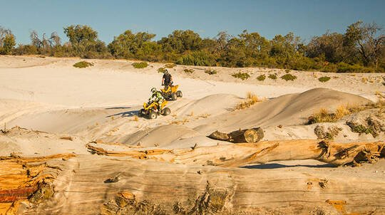 Perth Quad Bike Adventure Tour - Pinjar - 1.5 Hours