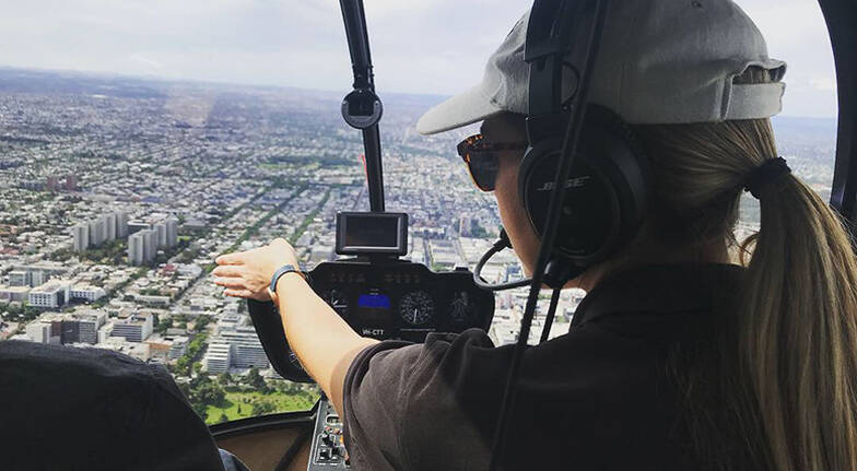 Helicopter Flight Over Melbourne - 30 Minutes