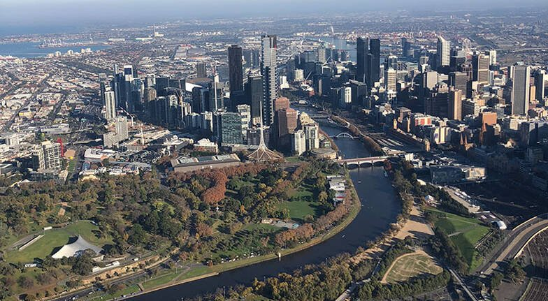 Melbourne Sunset Helicopter Scenic Flight - For 2