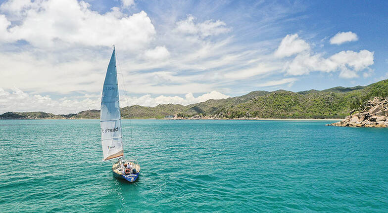 Sailing Cruise Around Magnetic Island with Lunch