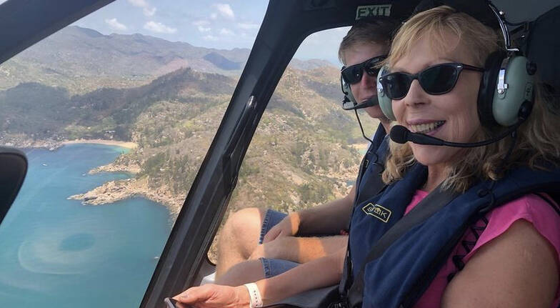 Magnetic Island Scenic Flight and Sailing Adventure - For 2
