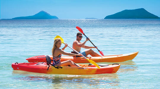 Port Stephens Single Kayak Hire - 60 Minutes