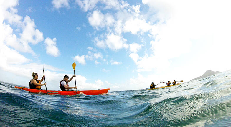 Port Stephens Double Kayak Hire - 60 Minutes