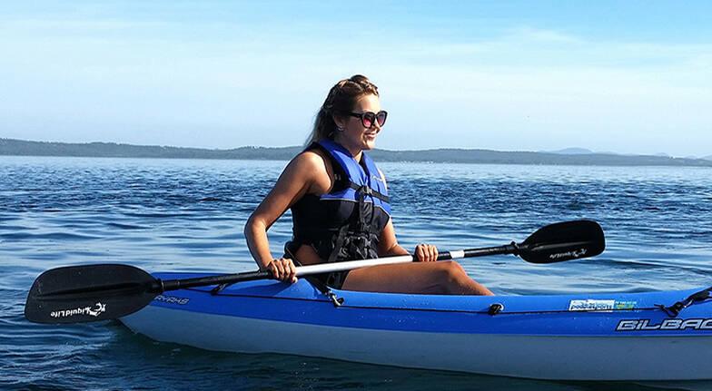 Port Stephens Single Kayak Hire - 2 Hours