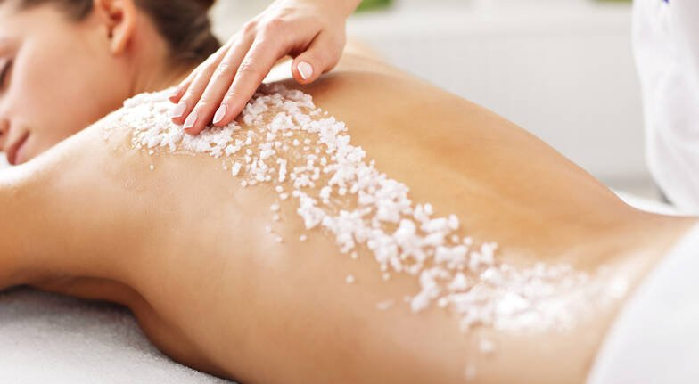 Aromatherapy Body Massage and Back Polish